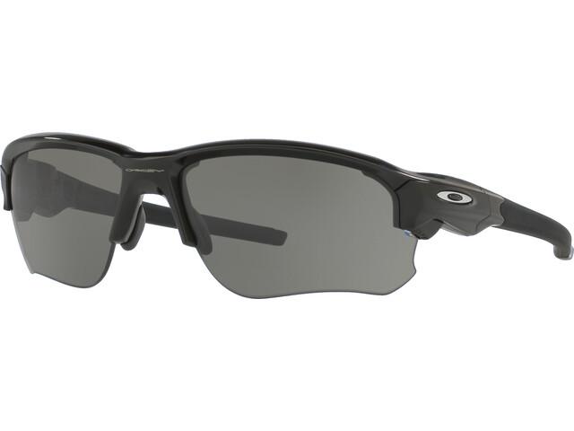 Oakley Flak Draft Polished Black/Grey